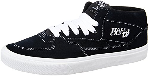 Vans Half CAB Skate Shoes 5.5 Men US / 7 Women US (Navy)