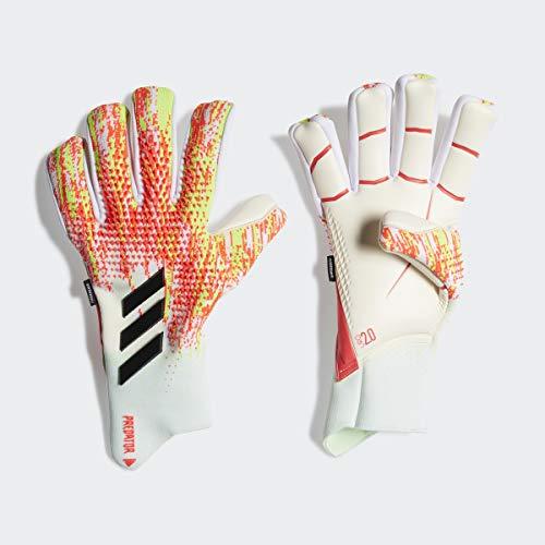 adidas Herren Predator Pro Fs Torwarthandschuhe, White/Pop, 10