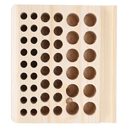 Estante de almacenamiento de herramientas de relojero de madera de alta calidad Soporte de herramientas de reparación de relojes ecológico firme, para tienda de relojes profesionales