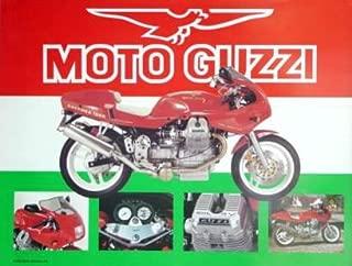 poster moto guzzi