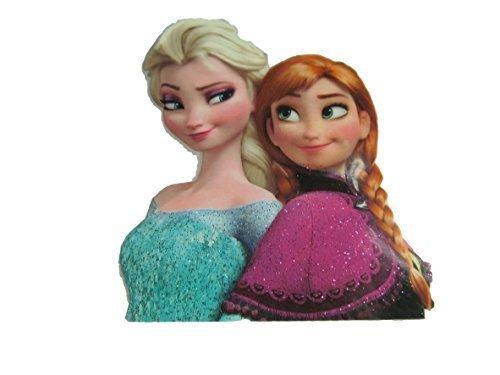 fat-catz-copy-catz Elsa, Anna, Frozen Olaf & Friends liscia in ghisa su vestiti termovettore patch by