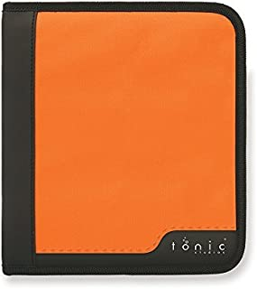 Tonic Studios A4 Die Storage Folder, Orange by Tonic Studios