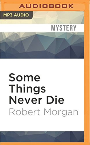 Some Things Never Die (Teddy London Supernatural Detective)