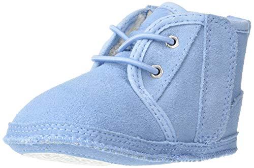 UGG Baby Neumel Fashion Boot, Blue Horizon, US 4-5 Unisex Infant