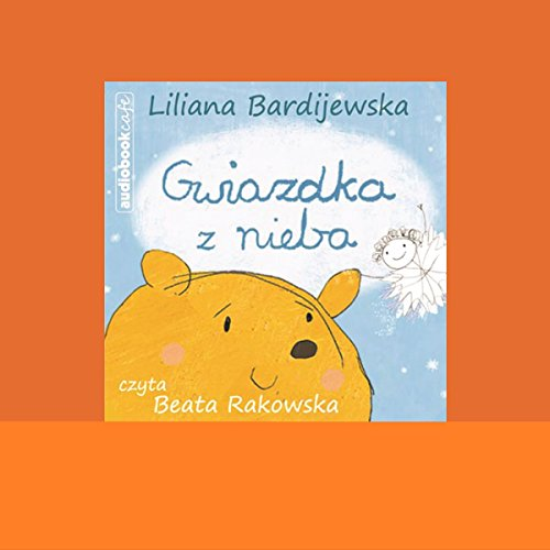 Gwiazdka z nieba audiobook cover art