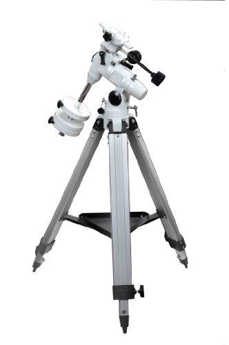 Skywatcher EQ3-2 Äquatoriale Montierung mit Alumuniumstativ Silber