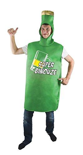 P'tit Clown - 42937 - Costume Adulte Super Binouze - Taille Unique