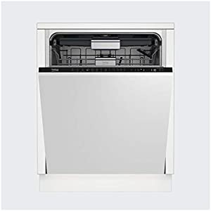 Dishwasher Built-in Concealed Total 14 place settings Class A++ 60 cm DIN28422
