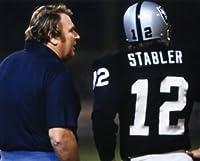 Ken Stabler & John Madden Oakland Raiders 8x10 Sports Action Photo (4)