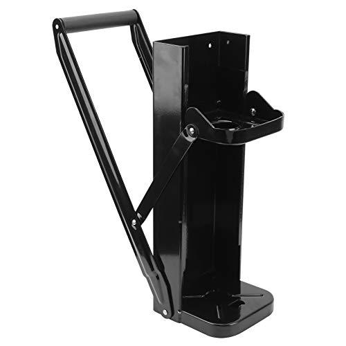 Compacteur de canettes, compacteur de déchets, fer à repasser résistant à la main pratique 2,5 L pour le recyclage de la soude en aluminium