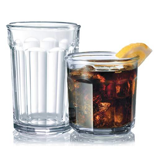 Luminarc Working Glass 16Piece Drinkware Set