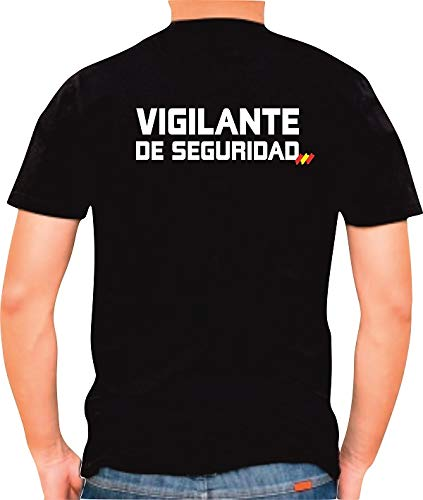 Alpimara Camiseta Vigilante DE Seguridad (3XL