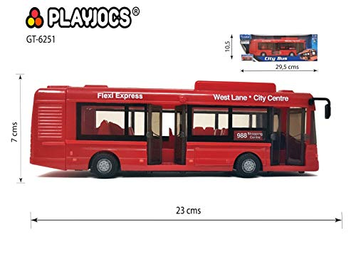 PLAYJOCS Bus Urbano GT-6251