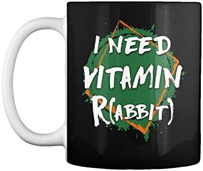 Vitamin Rabbit Gift Low price Coffee 1 year warranty Mug