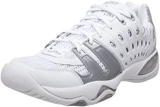 Prince Women's T22 Tennis Shoe,White/Silver,7.5 M US