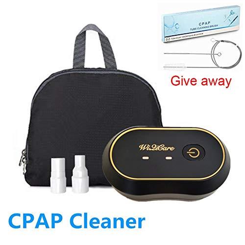 CYYYY CPAP Device Cleaner,Tragbare Mini-Anzüge for Cpap-Maschinenmaske Normales und beheiztes Schlauchrohr-Zubehör
