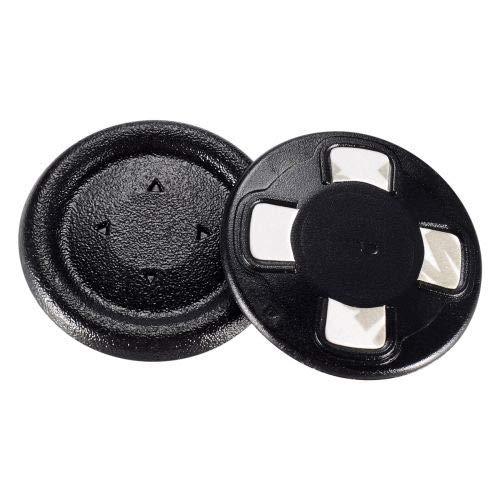 PS4 Controller Dpad | Control disc | Rundes Steuerkreuz | Plug & Play | GRIP (Schwarz)