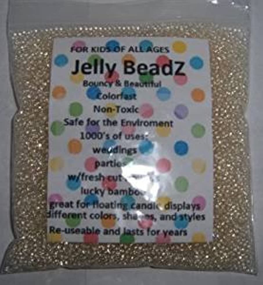 Clearly Clear - JellyBeadZ - Clear 2.5-3.0 mm Water Beads-Centerpiece Wedding Tower Vase Filler-Makes 6 Gallons with a  8 Ounce Pack p450697966