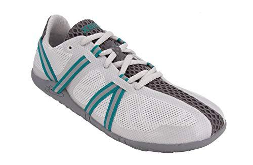 Xero Shoes Speed Force  Women#039s Barefoot Minimalist Lightweight Running Shoe  Roads Trails Workouts Grey