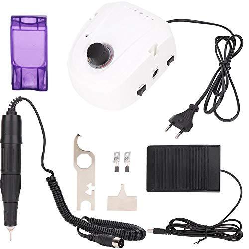 Nagelboormachine – oplaadbare elektrische nagelboormachine met 45000 omw/min voor de pedicure-manicure