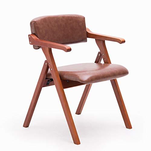 Lwcy stoelen vouwen Huishoudelijke eettafels stoelen Vouwstoelen Eenvoudige Moderne vouw draagbaar