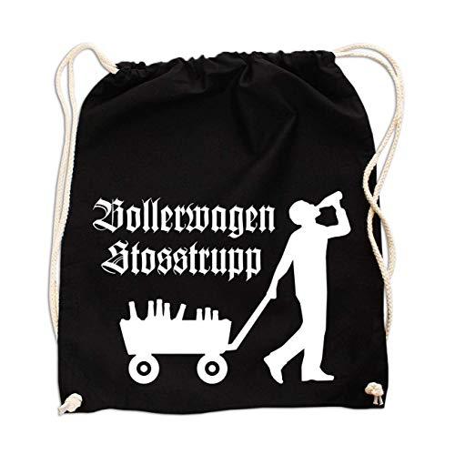 Rucksack Bollerwagen Stosstrupp