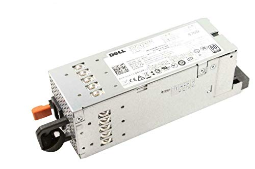 Dell - 870 Watt Hot-plug Redundant Power Supply Unit for PowerEdge R710, T610, and PowerVault DL2100, NX3000 Systems. One year warranty. MFR # YFG1C