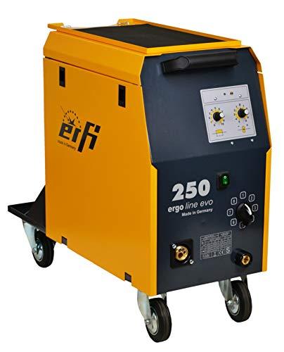 ERFI Ergo Line Evo 250 MIG MAG Schutzgas Schweißgerät - 100% Made in Germany!