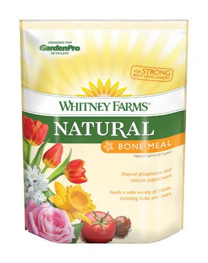 Whitney Farms Bone Meal 6-9-0 Granules 3 Lb.