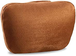 DishyKooker Soft Car Headrest/Auto Seat Cover Cushion Neck/Adjustable Pillow for Mer-cedes-Ben-z Brown Auto Parts Motorcycle Fittings Car Accessories