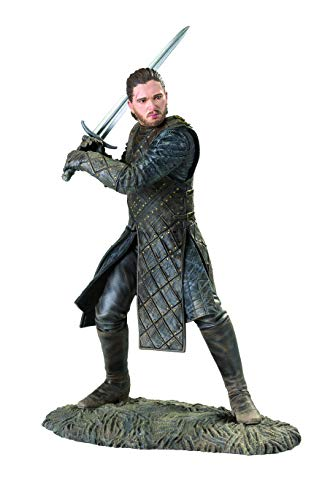 Dark Horse Comics - Figurilla Game Of Thrones, Jon Snow, Battle Of The Bastards