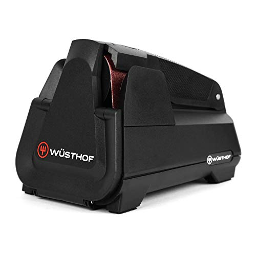 Wusthof Electric Knife Sharpener – Easy Edge Sharpener for Kitchen Knives –...