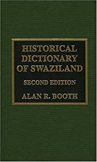 Historical Dictionary of Swaziland