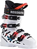 Rossignol Hero World Cup 90 SC Botas de esquí, Unisex-Youth, White, 22.5