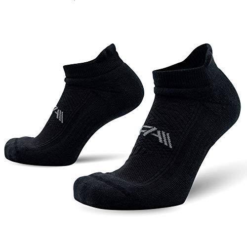 CFA Low Cut Komfortsocken | 3 Paare Athletische No Show Sportsocken mit innovativer Dri-release-Technologie | Erhöhte Feuchtigkeitsableitung und schnellere Trocknung | Sportsocken & Laufsocken