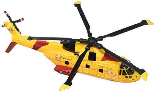 New Ray - 25513 - Construction Et Maquette - Helicoptère Die Cast Agusta 1/100ème