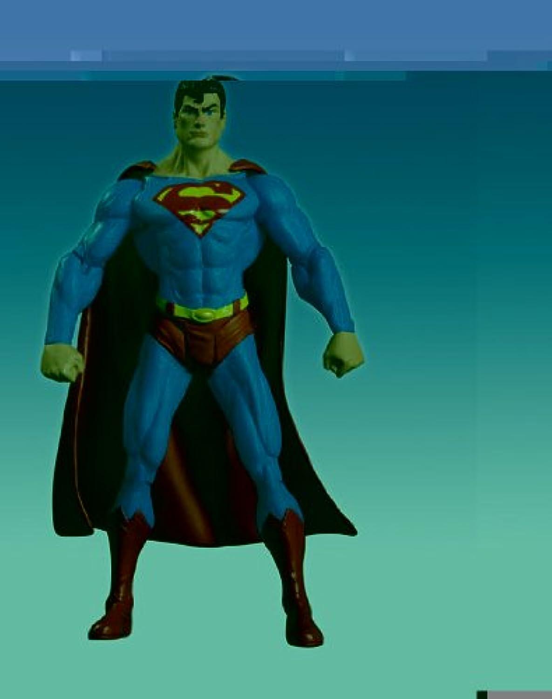 DC Comics Superman  Batman Series 6 Superman Action Figure