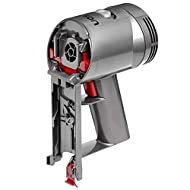 Genuine Dyson cordless vacuum cleaner main body and motor. Genuine Dyson part - 968677-01 Complete with Motor and main body. Fits the following models - V7, V7 Trigger Colour - Iron Grey