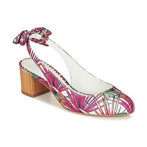 Mellow Yellow Badoris Sandali Donne Rosa - 36 - Sandali Shoes