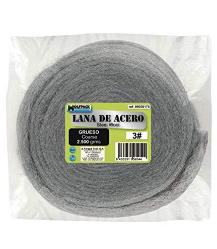Wolfpack 9020175 Lana de acero