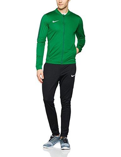 Nike Academy16 Knt Tracksuit 2, Chándal Para Hombre, Verde / Negro / Blanco (Pine Green/Black/Gorge Green/White), M