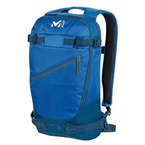 MILLET Mystic 15, Unisex-Rucksack für Freeride-Ski, Volumen 15 L, blau