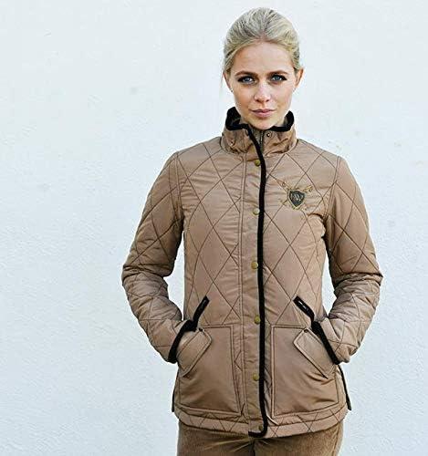 Horseware Ireland Award-winning store Ranking TOP11 Heritage Jacket Coconut Toasted X-Small