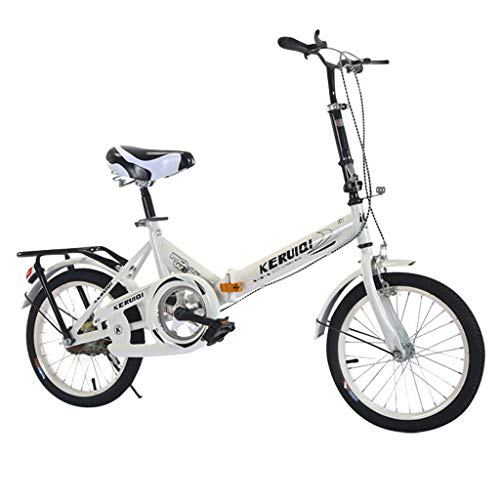 Fantastic Prices! Franterd 20 Inch Folding Bike, Outroad Mountain Bike, Lightweight Mini Folding Bik...