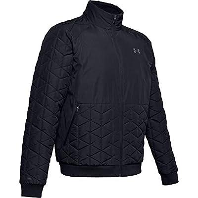 Under Armour ColdGear Reactor Performance Jacket - Men's Black/Pitch Gray, S by *vender*