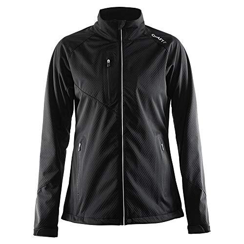 Craft Bormio Softshell Jacke Damen DK Navy XS