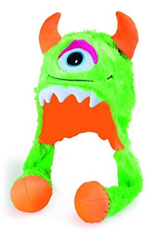 Small Foot by Legler 2828 Monstermössa Cyklop, kostym, unisex barn, flerfärgad, ingen