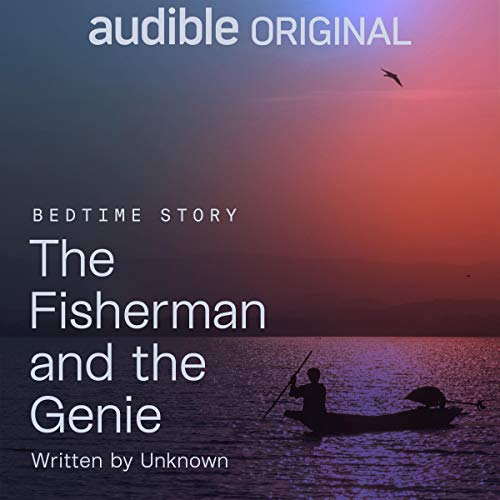 The Fisherman and the Genie  By  cover art
