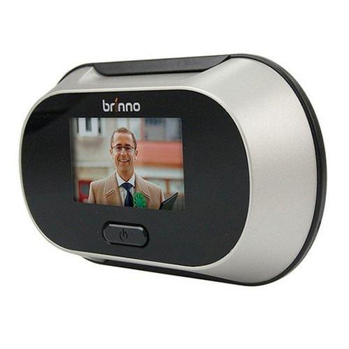 """Brinno PHV 1325 Mirilla electrónica con pantalla LCD TFT 2.5\"""", cámara color CMOS 1/3\"""", Angulo de visión 180º"""