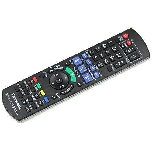 Original Panasonic N2QAYB000986 Fernbedienung für DMR-BST940, DMR-BST845, DMR-BST745